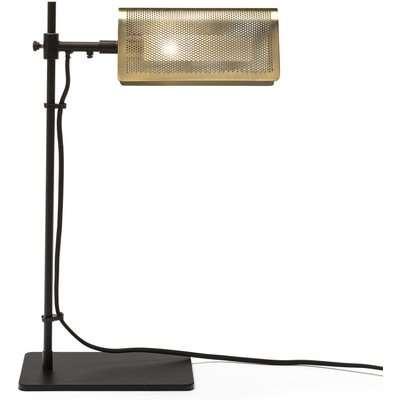 Darja Perforated Metal Desk Lamp