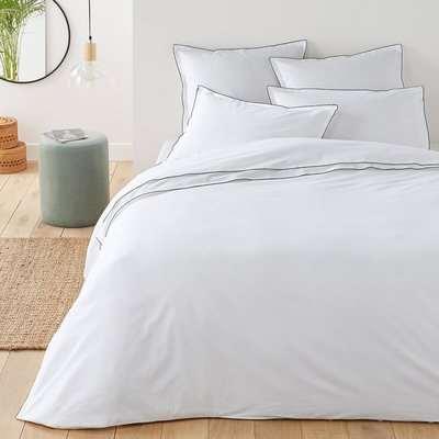 Dojo Cotton Percale Duvet Cover