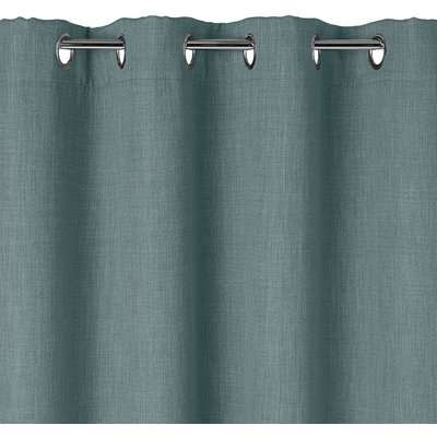 Excurie Single Blackout Curtain with Eyelets