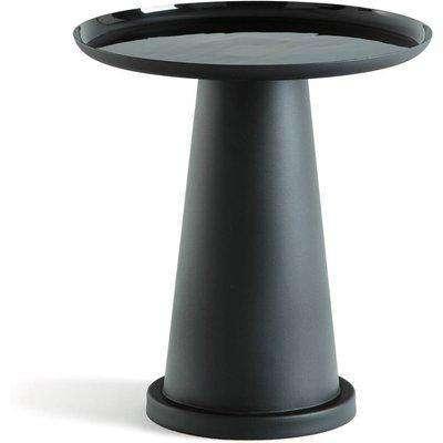 Hanzi Side Table in Metal