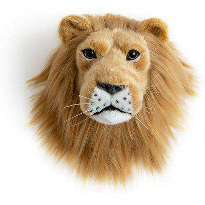 Hayi Fluffy Lion's Head for Child's Room