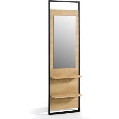 Hiba 2-Shelf Dressing Mirror