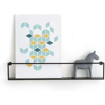 Hiba Metal Wall Shelf, L90cm