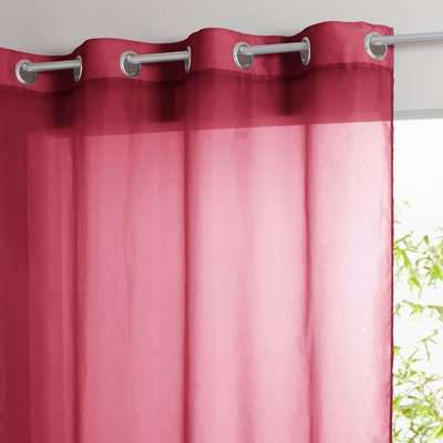 Limpo Single Voile Panel with Eyelets