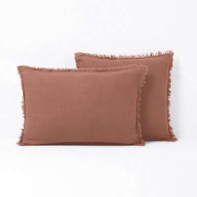 Linange Pure Washed Linen Cushion Cover