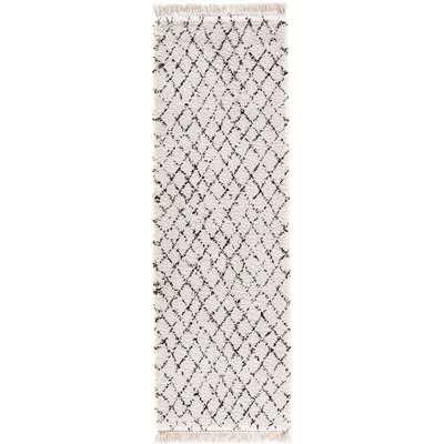Madara Berber-Style Hallway Runner Rug