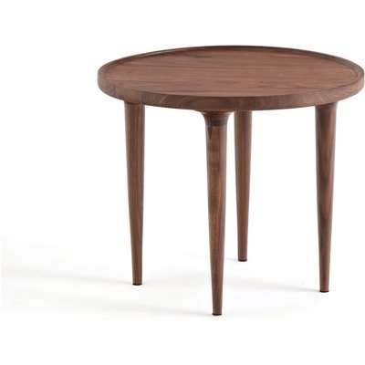 Magosia Solid Walnut Low Coffee Table