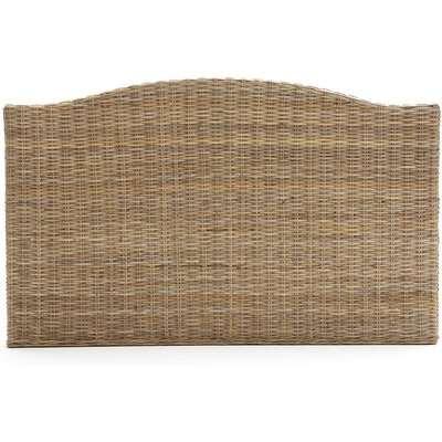 Malu Woven Kubu Double Headboard