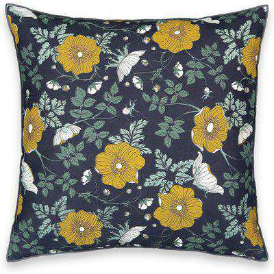 Marthe Washed Cotton Cushion Cover