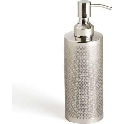 Mathilda Chrome Metal Soap Dispenser