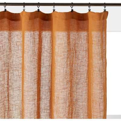 Onega Single Linen Voile Panel