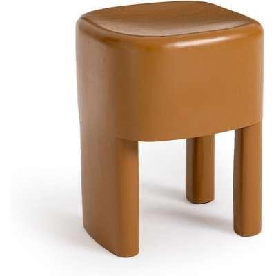 Oreus Side Table in Solid Mango Wood