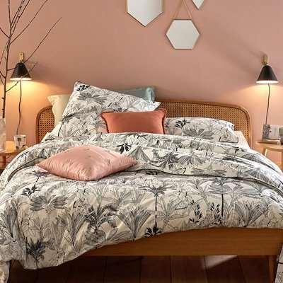 Palmeira Cotton Percale Duvet Cover