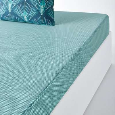 Pampelune Cotton Percale Duvet Cover