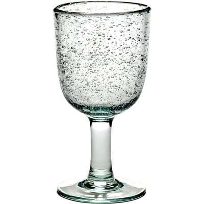 Pure White Wine Glasses by P Naessens for Serax.