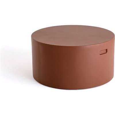 Raskin Round Outdoor Side Table