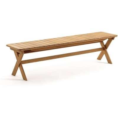 Realto Folding Acacia Garden Bench