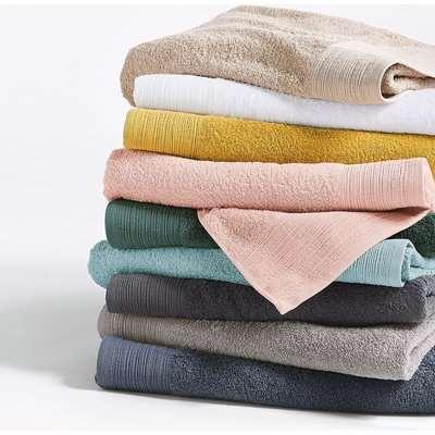Scenario Organic Terry Cotton Bath Towel