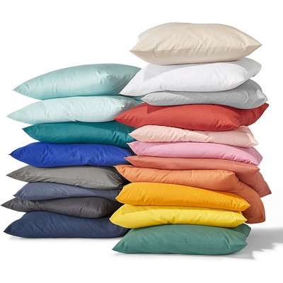 Scenario Plain Cotton Fitted Sheet for Articulated Bed