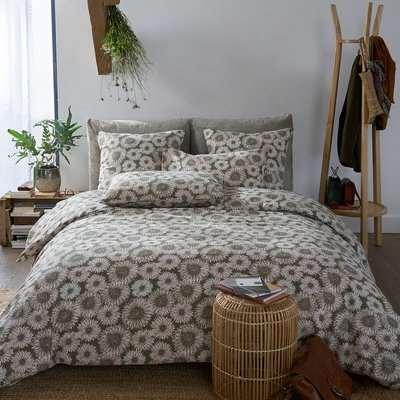 Tournesol Washed Linen & Cotton Duvet Cover