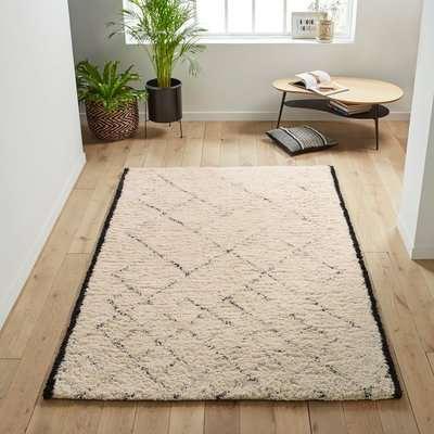 Anton Berber-style Wool Rug
