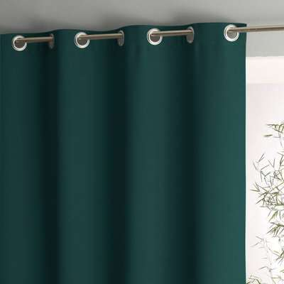 Voda Double-Sided Single Blackout Curtain with Eyelets