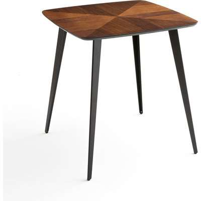 Watford Bistro Table with Inlaid Marquetry (Seats 2).