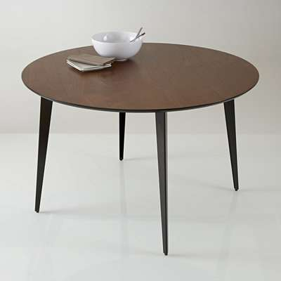 Watford Round Vintage-Style Dining Table