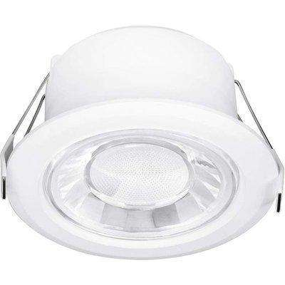 Aurora Enlite 10W Fixed Dimmable Integrated Downlight IP44 Cool White - EN-DDL1019/40