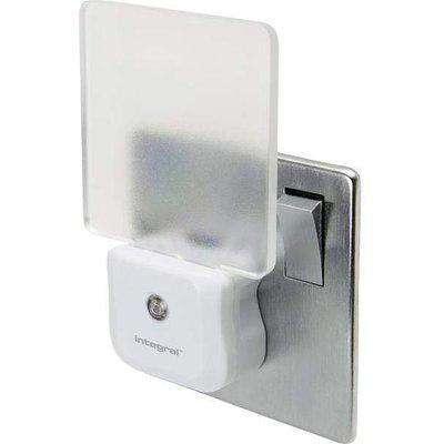 Integral UK 3-Pin plug Auto Sensor LED Night Light
