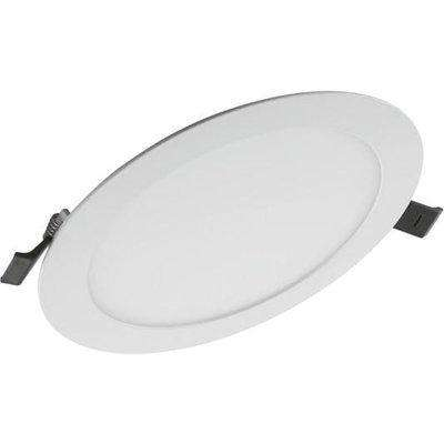Ledvance 22W LED Downlight Round Aluminium Warm White - VDLSLM205R30-064003