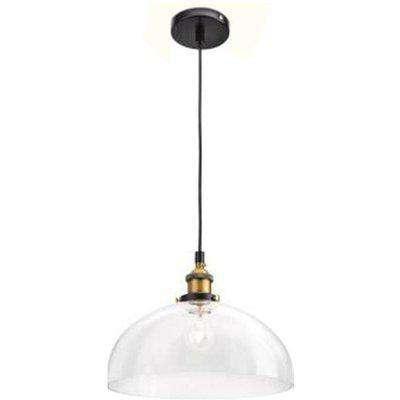 Philips My Living (Manor) E27 Pendant Ceiling Light Glass - 915005219201