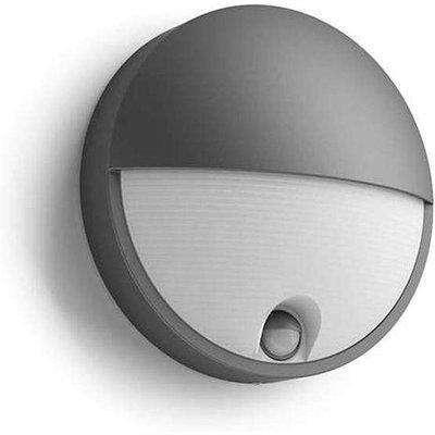 Philips myGarden Capricorn LED Outdoor Wall Light with Motion Sensor - 164569316
