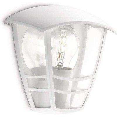 Philips myGarden Creek Wall Lantern White - 153873116