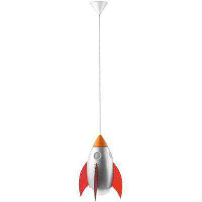 Philips Rocky E27 Childrens Rocket Suspension Light - 915001344602