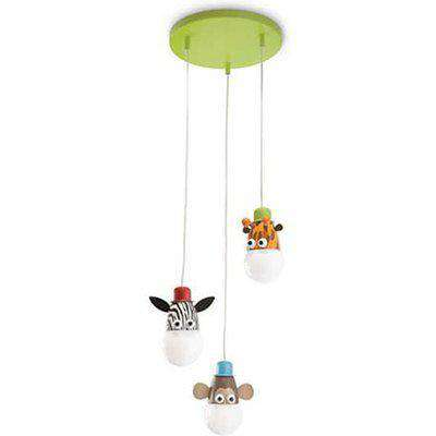 Philips Zoo Pendant Suspension Light Multi Colour - 405945516