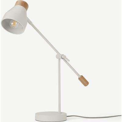 Albert Task Desk Lamp, Muted Grey