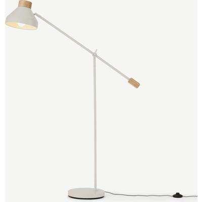 Albert Task Floor Lamp, Muted Grey