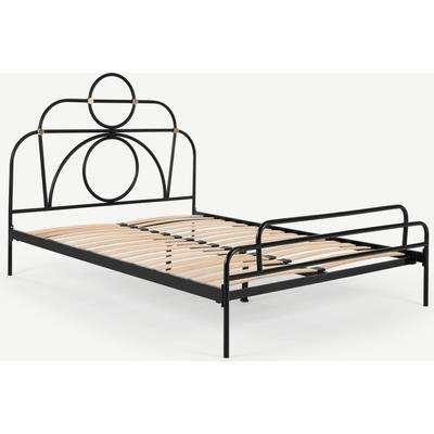 Anthea Metal King Size Bed
