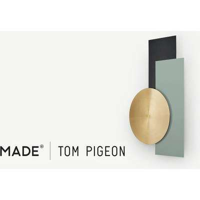 Assembly by Tom Pigeon Decorative Wall Art Sculpture, Multi