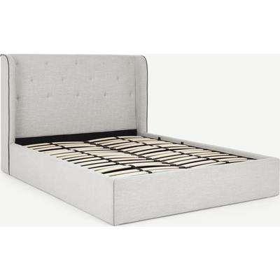 Ormond Super King Size Ottoman Storage Bed, Chic Grey