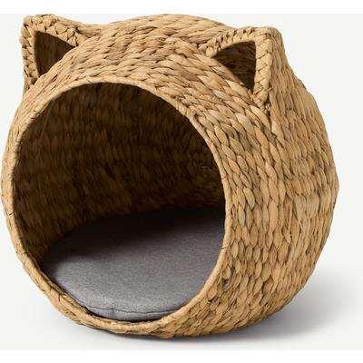 Tonka Novelty Cat House, Natural Weave
