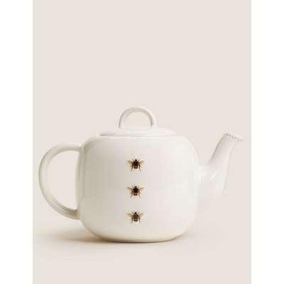 Bee Teapot multi-coloured