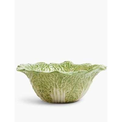 Cabbage Salad Bowl green