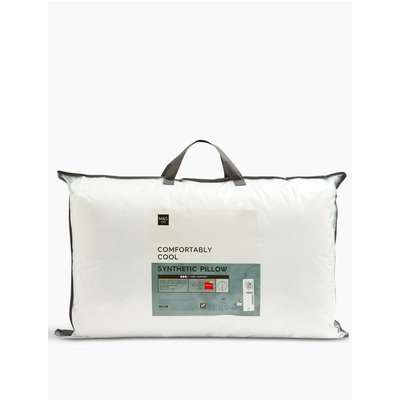 Comfortably Cool Firm Pillow white