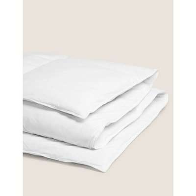 Duck Feather & Down 13.5 Tog Duvet white
