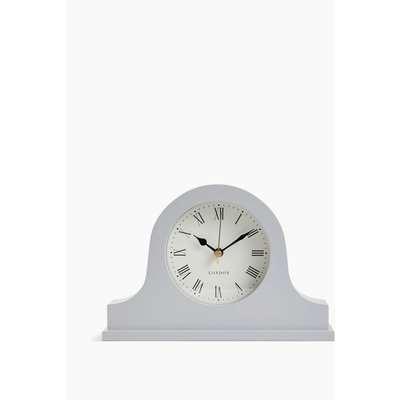 Napoleon Mantle Clock grey