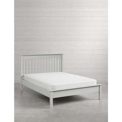 Hastings Grey Bed grey