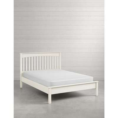 Hastings Ivory Bed white