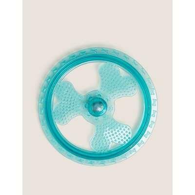 Light Up Frisbee Pet Toy green